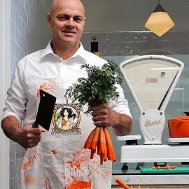 'Vegetarische Slager' Jaap Korteweg wil de bio-industrie overbodig maken (Boerderij)