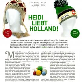 Heidi Liebt Holland (Juist – Elsevier)